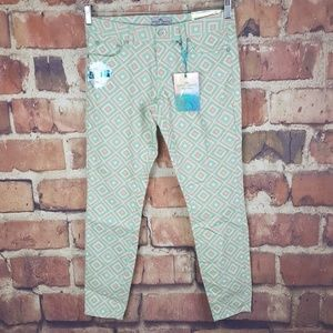 Almost Famous Womens Skinny Pants Jeans Size 7